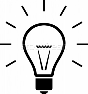 282x300 Light Bulb Vector Ai