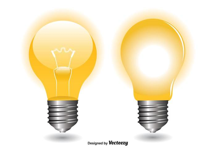 700x490 Light Bulb Vectors