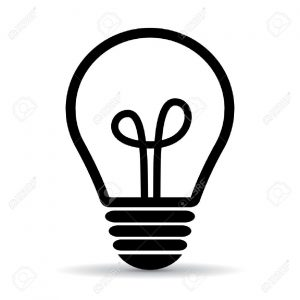 300x300 Bulb Light Bulb Vector Free As Halogen Light Bulbs