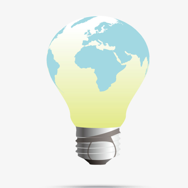 650x651 Earth Bulb, Earth, Light Bulb, Vector Png And Vector For Free Download