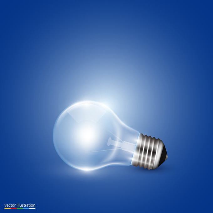 680x680 Light Bulb Vector Free Download Eps Files