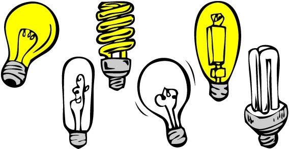 568x294 Light Bulbs Vector Free Vector In Adobe Illustrator Ai ( .ai
