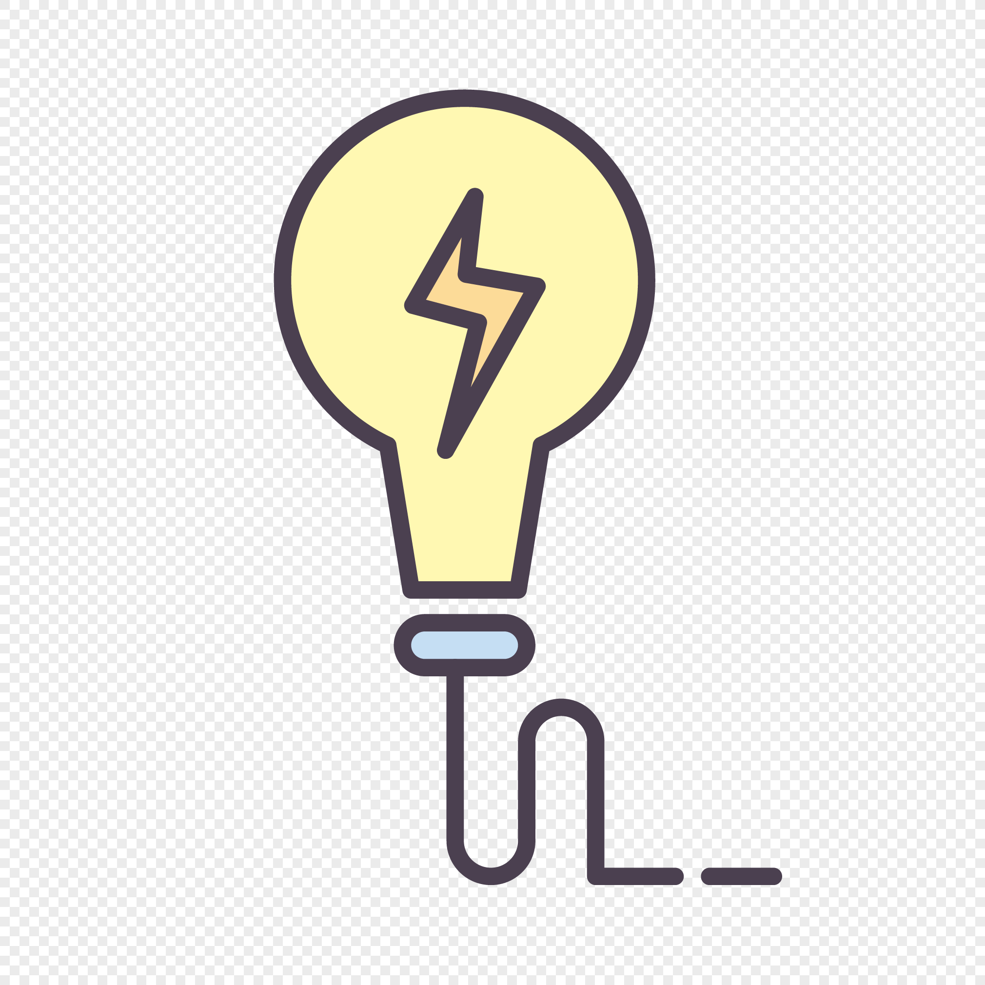 2020x2020 Bulb Vector Png Image Picture Free Download 400308744
