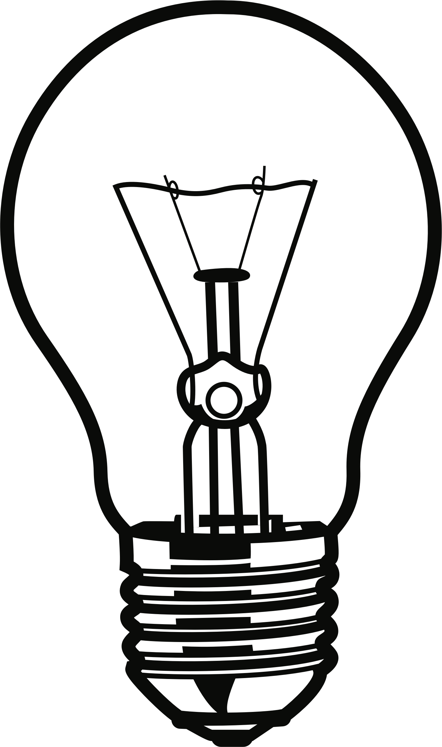 1412x2384 Collection Of Free Lightbulb Vector Geometric. Download On Ubisafe