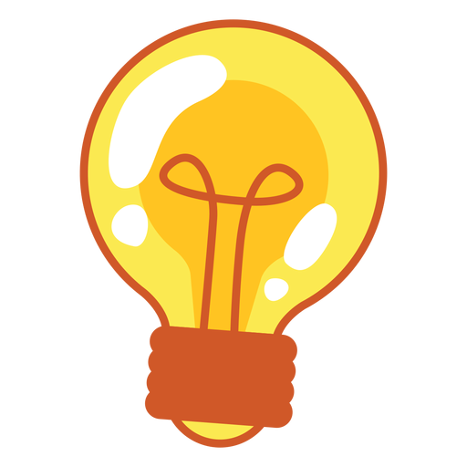 Light Bulb Vector Png