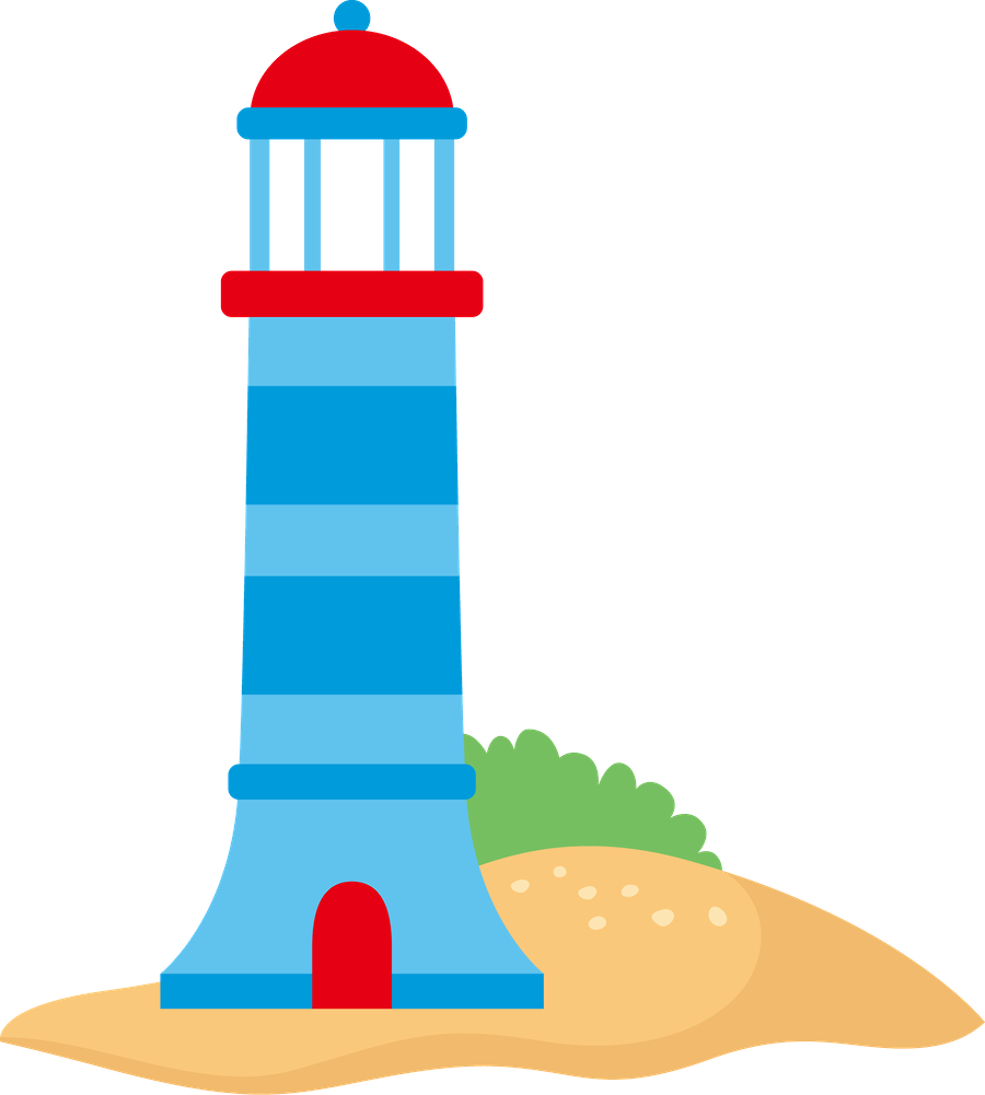 Lighthouse Vector Free Download
