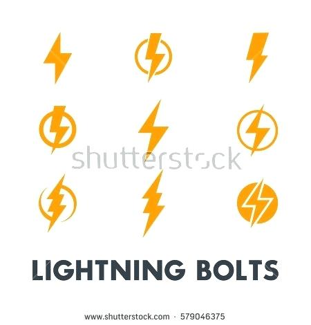 Lighting Bolt Vector at GetDrawings com | Free for personal use