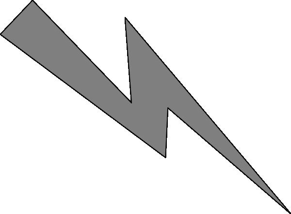 Lightning Vector Art
