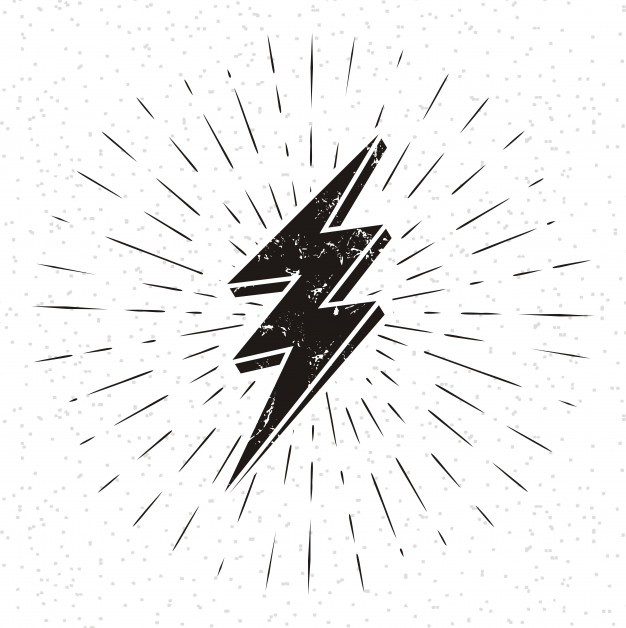 Lightning Vector Free Download at GetDrawings com | Free for