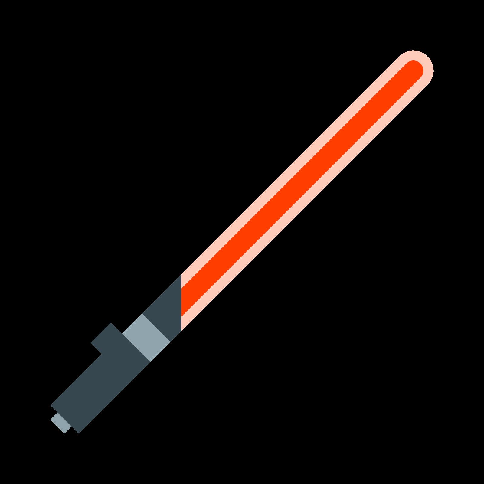 Lightsaber Vector