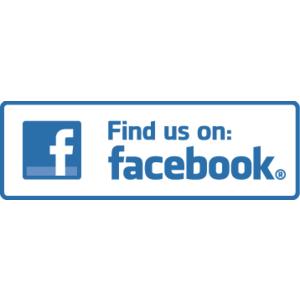 300x300 Find Us Facebook Logo Vector Download