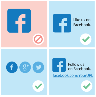 411x413 Like Us On Facebook Icon Vector Gallery