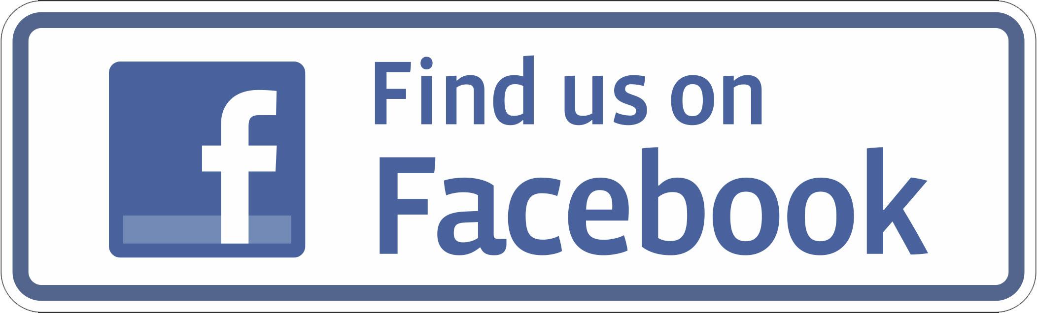2104x636 Find Us On Facebook Vector Png Transparent Find Us On Facebook
