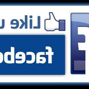 300x300 Like Us On Facebook Png Logo Lazttweet