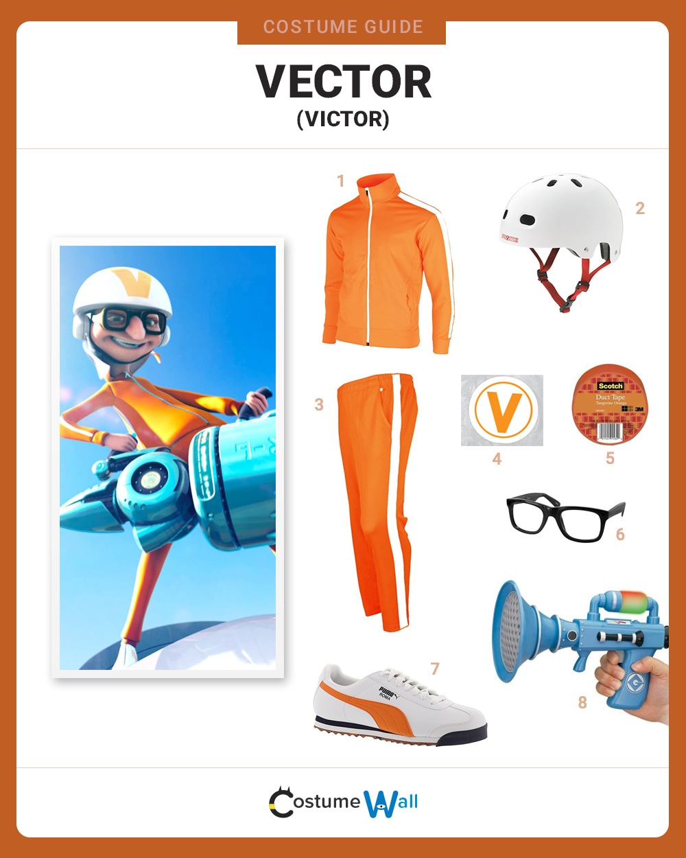 1000x1250 Dress Like Vector Costume Halloween And Cosplay Guides