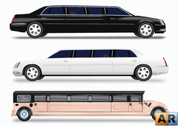 260x184 Download Limo Vector Clipart Car Luxury Vehicle Limousine
