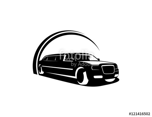 500x385 Limousine Logo Stock Image And Royalty Free Vector Files On