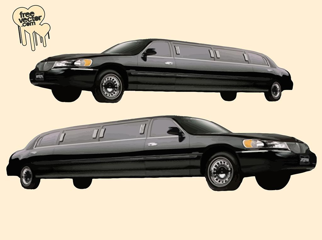 1024x765 Black Limousine Vector Art Amp Graphics