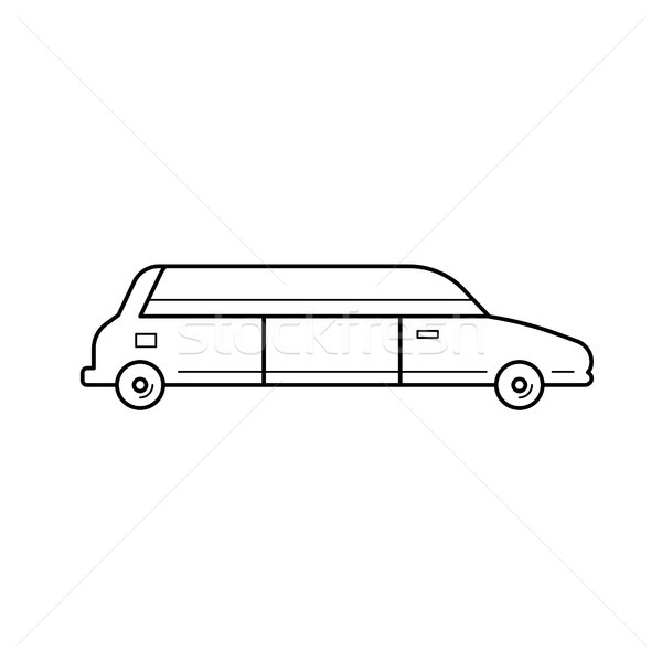 600x600 Limousine Stock Vectors, Illustrations And Cliparts Stockfresh