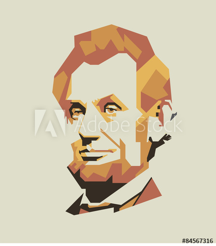 Lincoln Vector At Getdrawings Com Free For Personal Use Lincoln