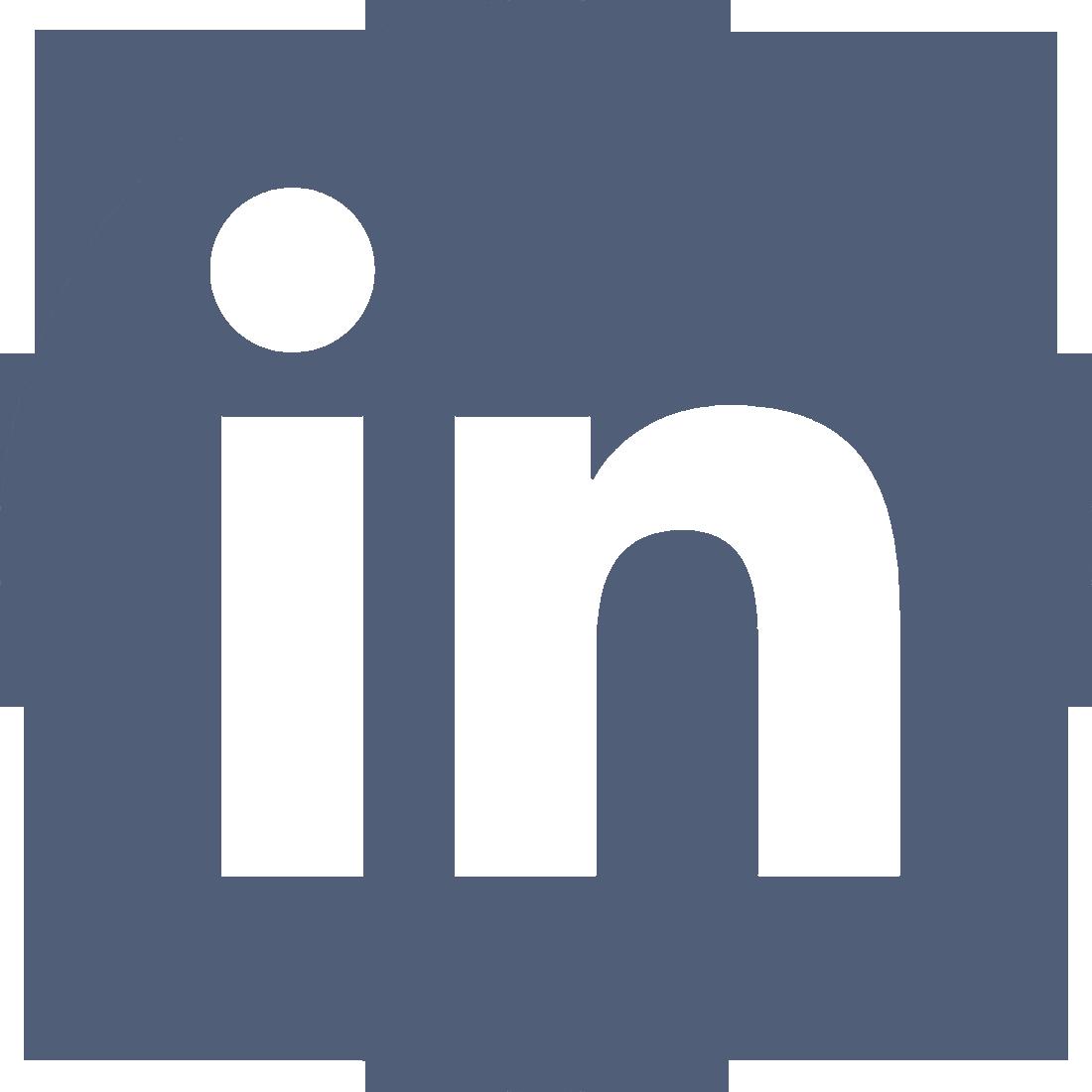 1100x1100 Linkedin Logo Vector Png Free Download