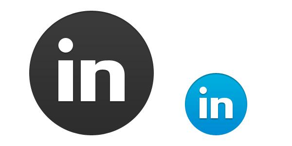 600x300 Linkedin Logo Vector Psd Psd Icons