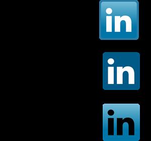 300x279 Linkedin Logo Vector (.cdr) Free Download