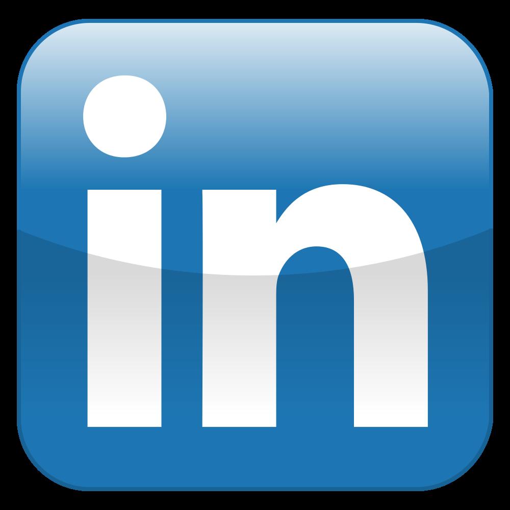 1000x1000 Collection Of Free Linkedin Vector Emblem. Download On Ubisafe