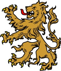 200x232 Lion Clip Art For Your Coat Of Arms Created By The Tree Maker