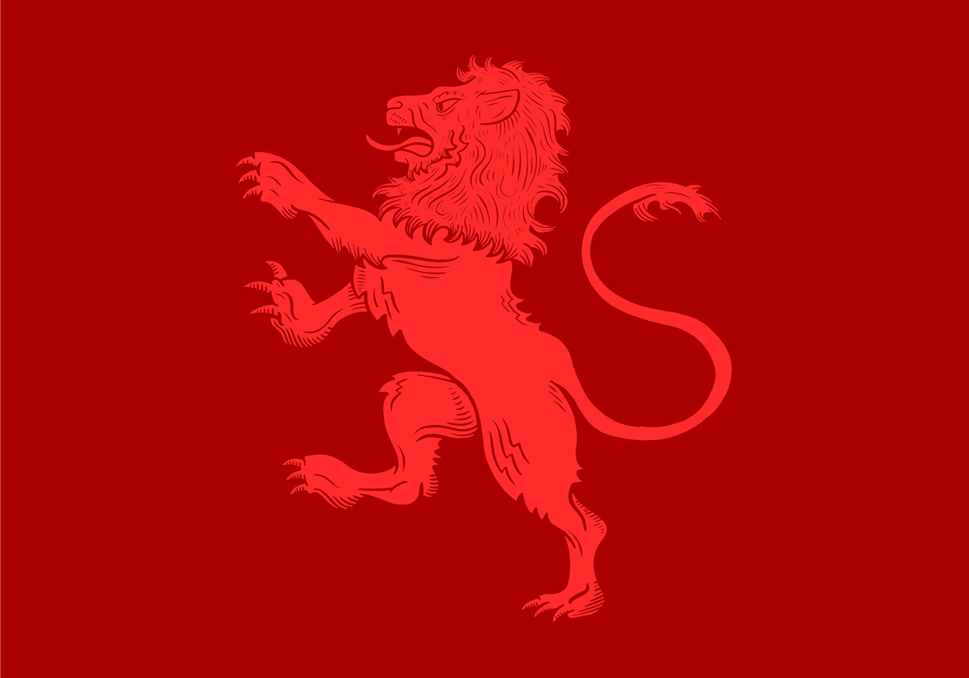 1400x980 Coat Of Arms Lion