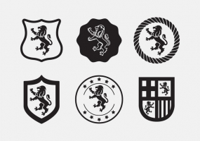 285x200 Coat Arms Lion Crown Free Vector Graphic Art Free Download (Found