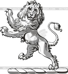 278x300 Lion Crest