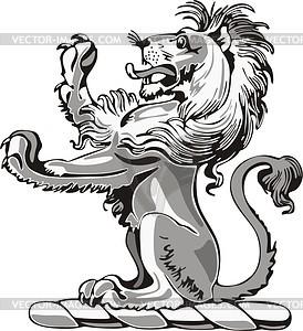 274x300 Lion Crest