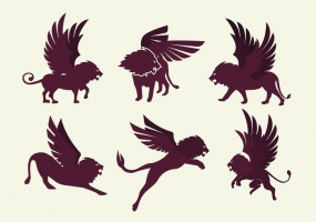 285x200 Lion Crest Free Vector Graphic Art Free Download (Found 720 Files
