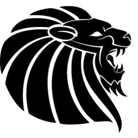 282x282 Lion Vectors Free Vector Download 160321 Cannypic