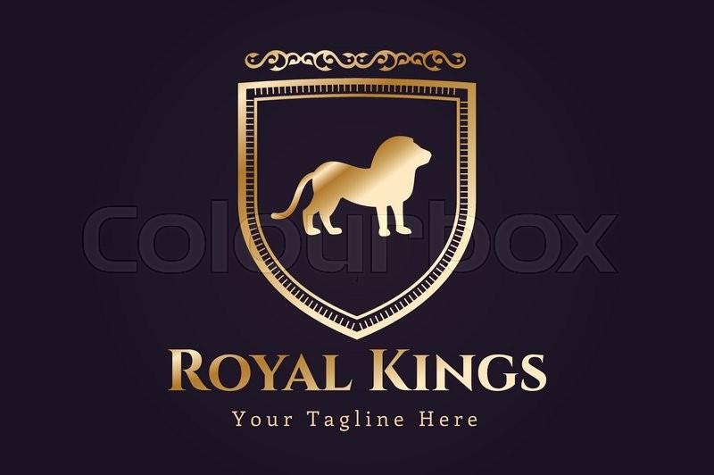 800x532 Royal Logo Vector Logo. Lion Logo. Kings Symbol. Royal Crests
