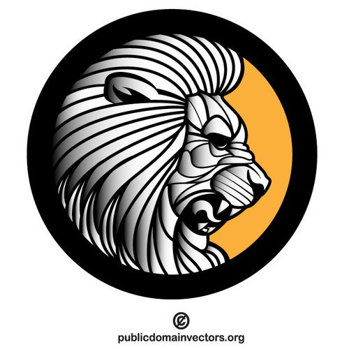 Lion Vector at GetDrawings com   Free for personal use Lion