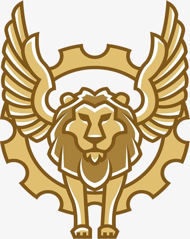 650x818 Flying Lion, Lion Vector, Lion Clipart, Lion Design Png And Vector