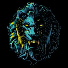 Lion Vector Art
