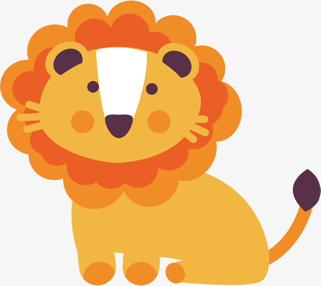 650x580 Lovely Lion Vector, Lion Clipart, Lion, Hand Png And Vector For