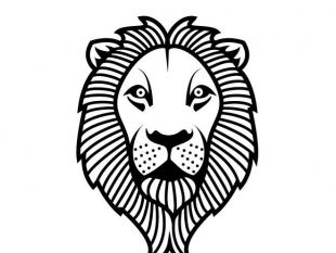 310x233 Lion Vector Graphic Image Free Vectors Ui Download