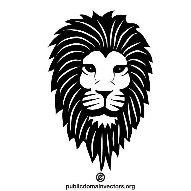 660x660 Lion Vector Graphics 3
