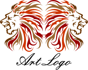 300x240 Collection Of Free Lion Vector Graphic Design. Download On Ubisafe