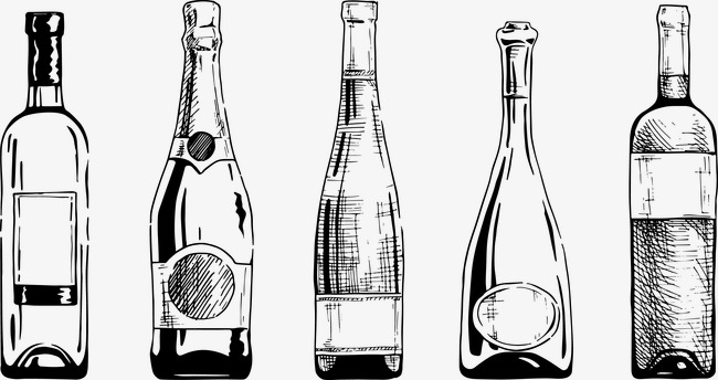 650x344 Vector Liquor, Spirit, Vector, Bottle Png And Vector For Free Download