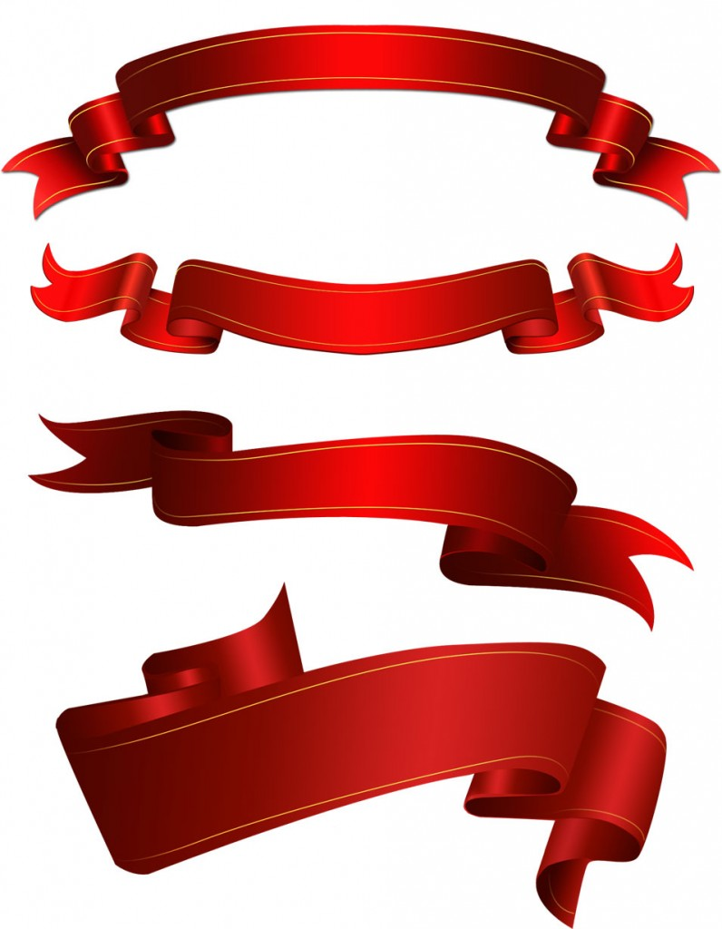 796x1024 Best Free Ribbons Psd Amp Vector Files Download