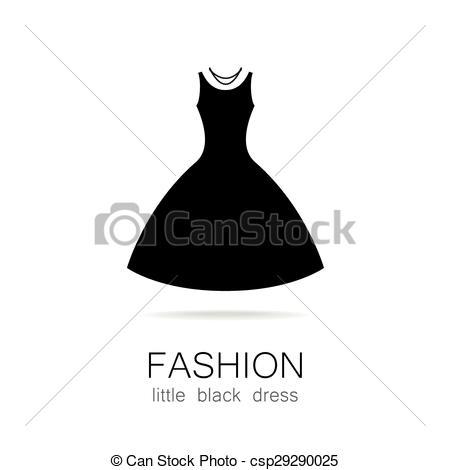 450x470 Fashion Little Black Dress Template. Black Dress