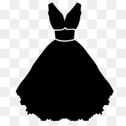 260x260 Free Download Little Black Dress Wedding Dress Strapless Dress