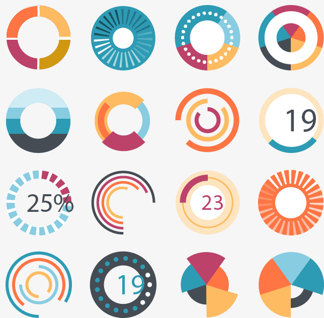 644x632 16 Of The Loading Icon Vector Material Creative, Creative Icon