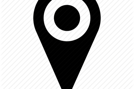 Location Pin Vector