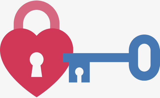 650x400 Blue Pink Key Lock, Vector Png, Pink, Pink Locks Png And Vector